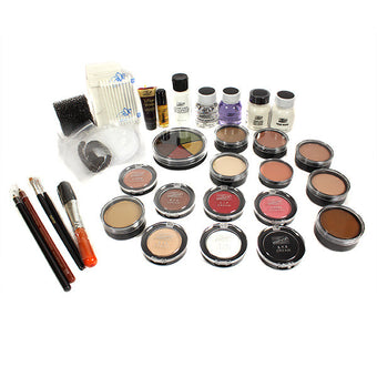 Mehron Celebre Makeup Kit (USA Only) - TV/Video (CPK-TV) | Camera Ready Cosmetics - 4
