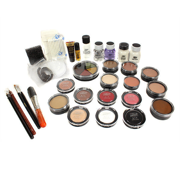alt Mehron Celebre Makeup Kit TV/Video (CPK-TV)