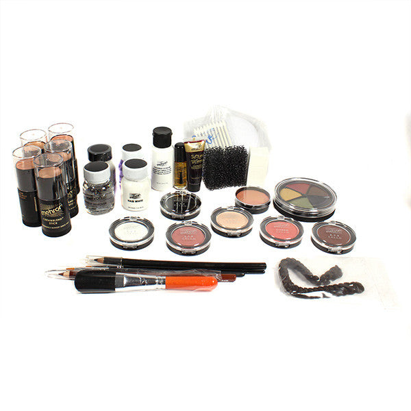 Mehron All-Pro Makeup Kit (USA Only) - Stick - Medium (400-M) | Camera Ready Cosmetics - 9