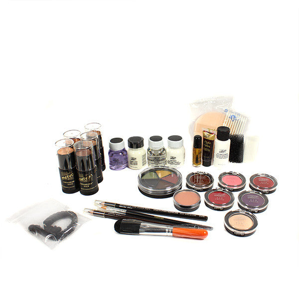 Mehron All-Pro Makeup Kit (USA Only) - Stick - TV/Video (400-TV) | Camera Ready Cosmetics - 11