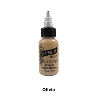 Graftobian GlamAire Foundation AIRBRUSH - Olivia (30680) | Camera Ready Cosmetics - 49