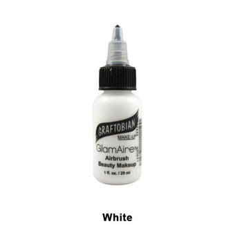 Graftobian GlamAire Foundation AIRBRUSH - Adjustor White (30691) | Camera Ready Cosmetics - 8