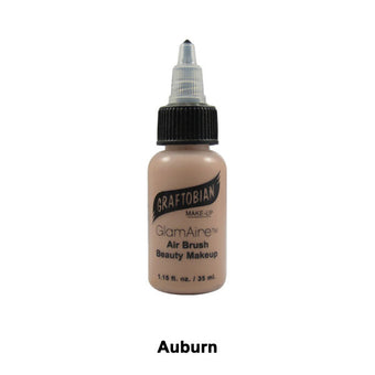 Graftobian GlamAire Foundation AIRBRUSH - Auburn (30645) | Camera Ready Cosmetics - 10