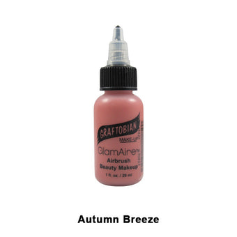 Graftobian GlamAire Foundation AIRBRUSH - Autumn Breeze (30623) | Camera Ready Cosmetics - 12