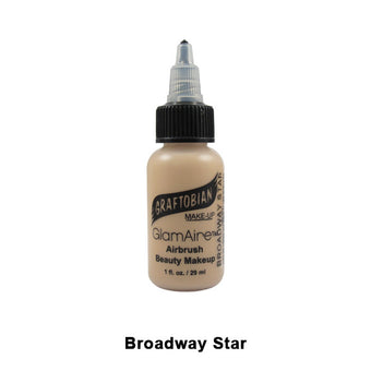 Graftobian GlamAire Foundation AIRBRUSH - Broadway Star (30610) | Camera Ready Cosmetics - 15