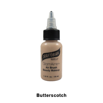 Graftobian GlamAire Foundation AIRBRUSH - Butterscotch (30684) | Camera Ready Cosmetics - 19