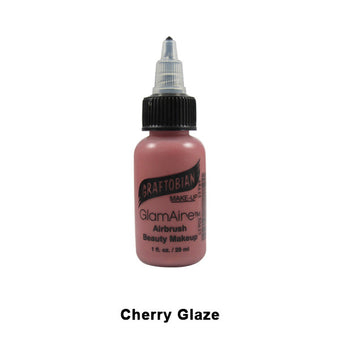 Graftobian GlamAire Foundation AIRBRUSH - Cherry Glaze (30625) | Camera Ready Cosmetics - 25