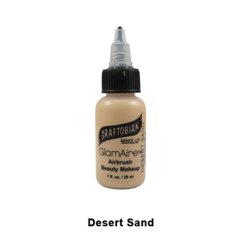 Graftobian GlamAire Foundation AIRBRUSH - Desert Sand (30651) | Camera Ready Cosmetics - 28