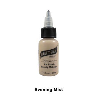 Graftobian GlamAire Foundation AIRBRUSH - Evening Mist (30671) | Camera Ready Cosmetics - 32