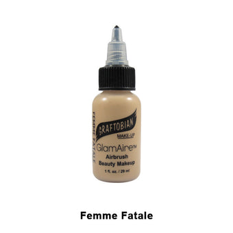 Graftobian GlamAire Foundation AIRBRUSH - Femme Fatale (30615) | Camera Ready Cosmetics - 33