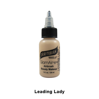Graftobian GlamAire Foundation AIRBRUSH - Leading Lady (30605) | Camera Ready Cosmetics - 44
