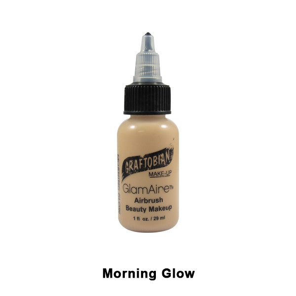 Graftobian GlamAire Foundation AIRBRUSH - Morning Glow (30643) | Camera Ready Cosmetics - 46