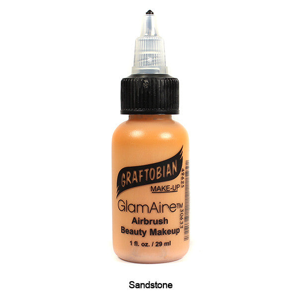 Graftobian GlamAire Foundation AIRBRUSH - Sandstone (30633) | Camera Ready Cosmetics - 57