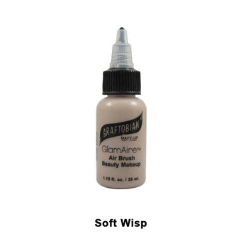 Graftobian GlamAire Foundation AIRBRUSH - Soft Wisp (30670) | Camera Ready Cosmetics - 64