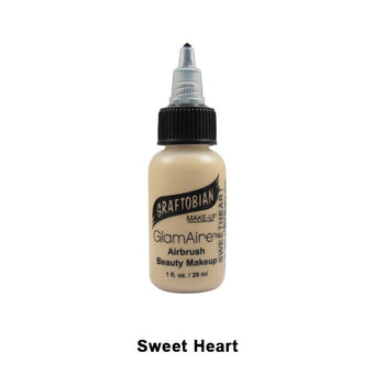 Graftobian GlamAire Foundation AIRBRUSH - Sweet Heart (30606) | Camera Ready Cosmetics - 67