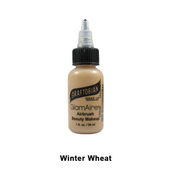 Graftobian GlamAire Foundation AIRBRUSH - Winter Wheat (30683) | Camera Ready Cosmetics - 72