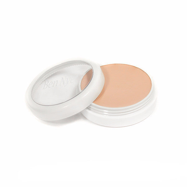 Ben Nye Creme Foundation - Cameo Beige (CT-11) | Camera Ready Cosmetics - 17