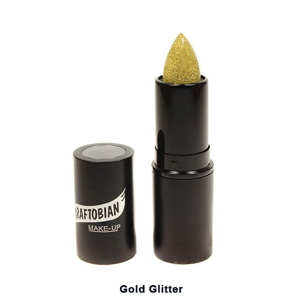 Graftobian Lipstick - Gold Glitter-88243 | Camera Ready Cosmetics - 13