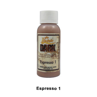 alt Skin Illustrator Dark Flesh Tone Palette Liquids 2.0 oz Espresso 1 (Dark Flesh)