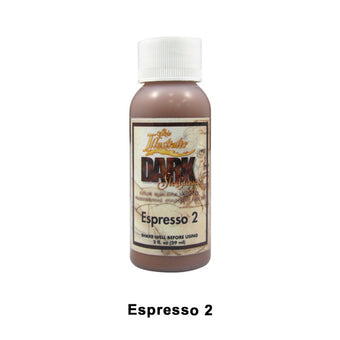 alt Skin Illustrator Dark Flesh Tone Palette Liquids 2.0 oz Espresso 2 (Dark Flesh)