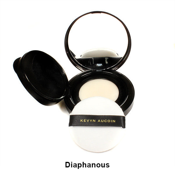 Kevyn Aucoin The Gossamer Loose Powder - Diaphanous | Camera Ready Cosmetics - 2