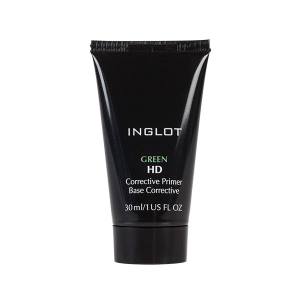 Inglot HD Corrective Primer - Primer Green 07 | Camera Ready Cosmetics - 2