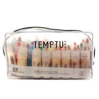 Temptu Pro SB 37 set starter pack - 1/4oz. -  | Camera Ready Cosmetics - 2