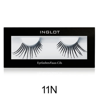 Inglot Decorated Eyelashes - 11N | Camera Ready Cosmetics - 2
