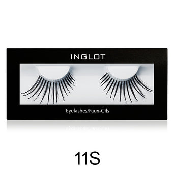 Inglot Decorated Eyelashes - 11S | Camera Ready Cosmetics - 3