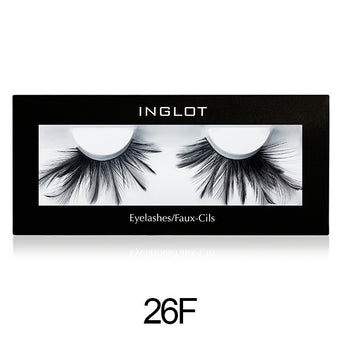 Inglot Decorated Eyelashes - 26F | Camera Ready Cosmetics - 6