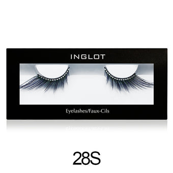 Inglot Decorated Eyelashes - 28S | Camera Ready Cosmetics - 4