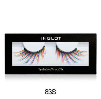 Inglot Decorated Eyelashes - 83S | Camera Ready Cosmetics - 5