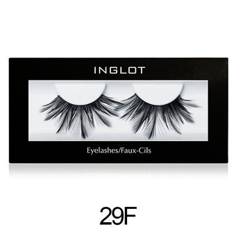 Inglot Decorated Eyelashes - 29F | Camera Ready Cosmetics - 8