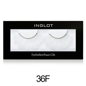 Inglot Decorated Eyelashes - 36F | Camera Ready Cosmetics - 9