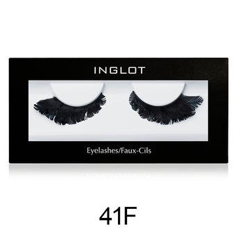 Inglot Decorated Eyelashes - 41F | Camera Ready Cosmetics - 11