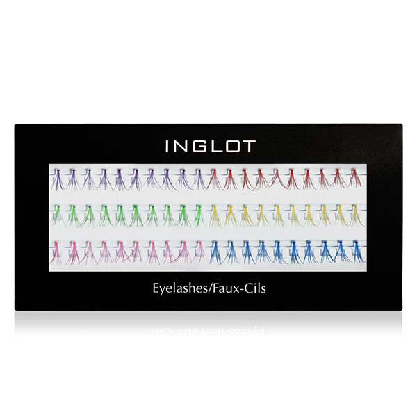 Inglot Individual Eyelashes - 46S | Camera Ready Cosmetics - 8