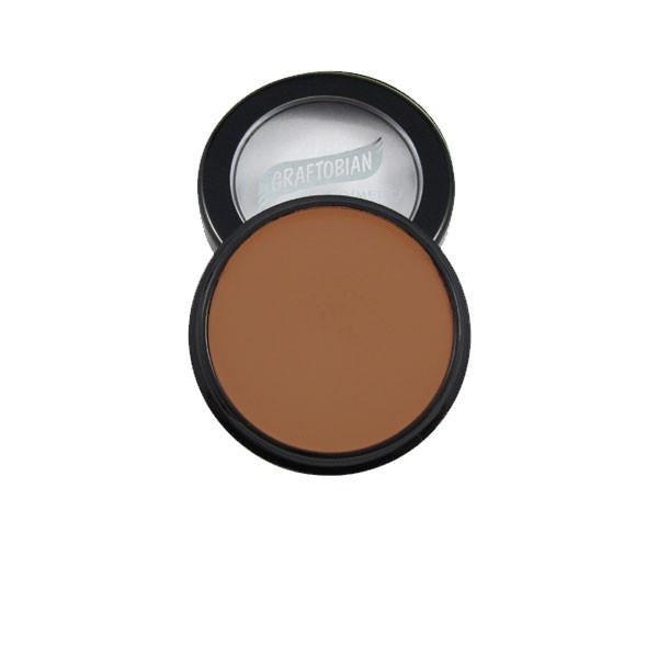 Graftobian Hi-Def Glamour Creme Foundation - Henna (30344) | Camera Ready Cosmetics - 29