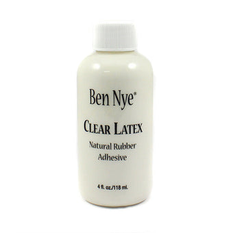 Ben Nye Clear Latex - 4oz/118ml (LR-25) | Camera Ready Cosmetics - 3