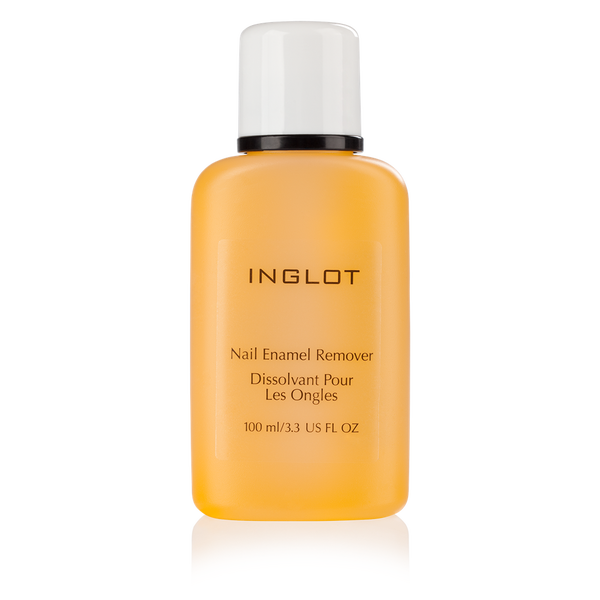 Inglot Nail Enamel Remover - 100ml | Camera Ready Cosmetics - 3