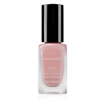 Inglot O2M Breathable Nail Enamel Soft Matte - 503 | Camera Ready Cosmetics - 4