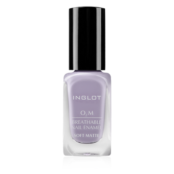 Inglot O2M Breathable Nail Enamel Soft Matte - 508 | Camera Ready Cosmetics - 9