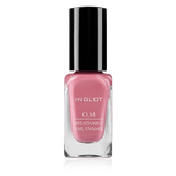 Inglot O2M Breathable Nail Enamel - 605 | Camera Ready Cosmetics - 6