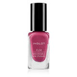 Inglot O2M Breathable Nail Enamel - 609 | Camera Ready Cosmetics - 8