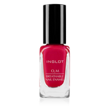 Inglot O2M Breathable Nail Enamel - 610 | Camera Ready Cosmetics - 9