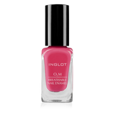 Inglot O2M Breathable Nail Enamel - 612 | Camera Ready Cosmetics - 11