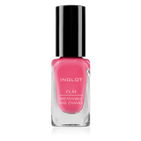 Inglot O2M Breathable Nail Enamel - 613 | Camera Ready Cosmetics - 12