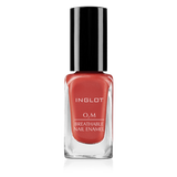 Inglot O2M Breathable Nail Enamel - 616 | Camera Ready Cosmetics - 13