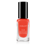 Inglot O2M Breathable Nail Enamel - 618 | Camera Ready Cosmetics - 15