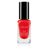 Inglot O2M Breathable Nail Enamel - 619 | Camera Ready Cosmetics - 16
