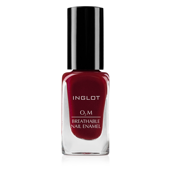Inglot O2M Breathable Nail Enamel - 625 | Camera Ready Cosmetics - 20